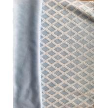 Single fleece with dimond floral print
