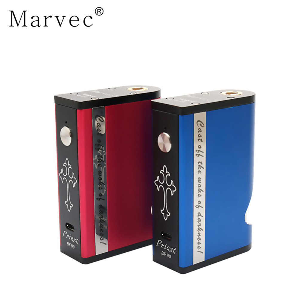 Marvec 90W BF box mod Priest BF90