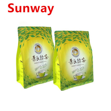 Stand Up Tea Packaging Bolsas
