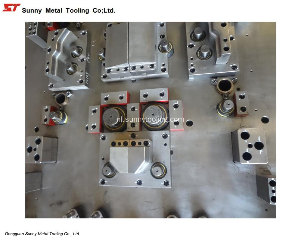Stempelen Mould Voor Auto Parts