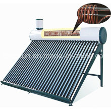 Copper Built in Preheated Solar Water Heater