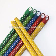 Точка с ПВХ покрытием деревянных веник ручкой для швабры/ 120см деревянной дубиной