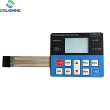 IMPAC torque wrench digital printing membrane switch