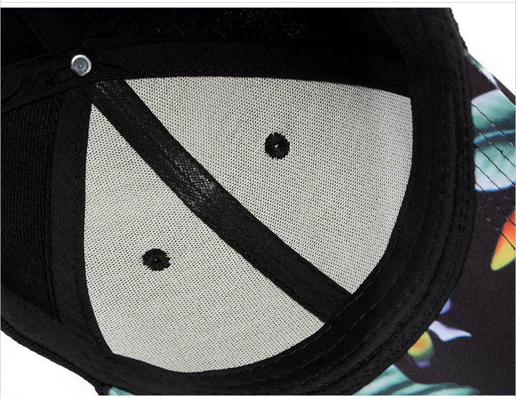 Printed skateboard cap cap cap embroidered baseball cap (11)