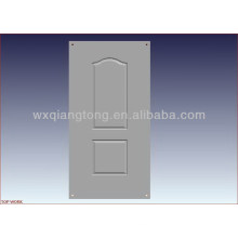 Door skin moulds for laminating door skins