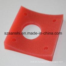 OEM personalizado resistente al calor de silicona caucho lavadora
