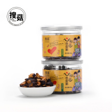 High grade canned mushroom snack vegetable chips