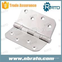 Charnière en acier inoxydable sus 304 rigide RH-104