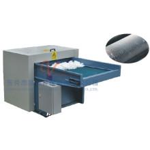 Máquina de apertura artificial de plumas