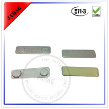 Competitive price magnet we make custom metal badges from china