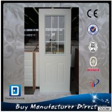 9 Lite Prehung Eingangstür aus der Fabrik von Fangda