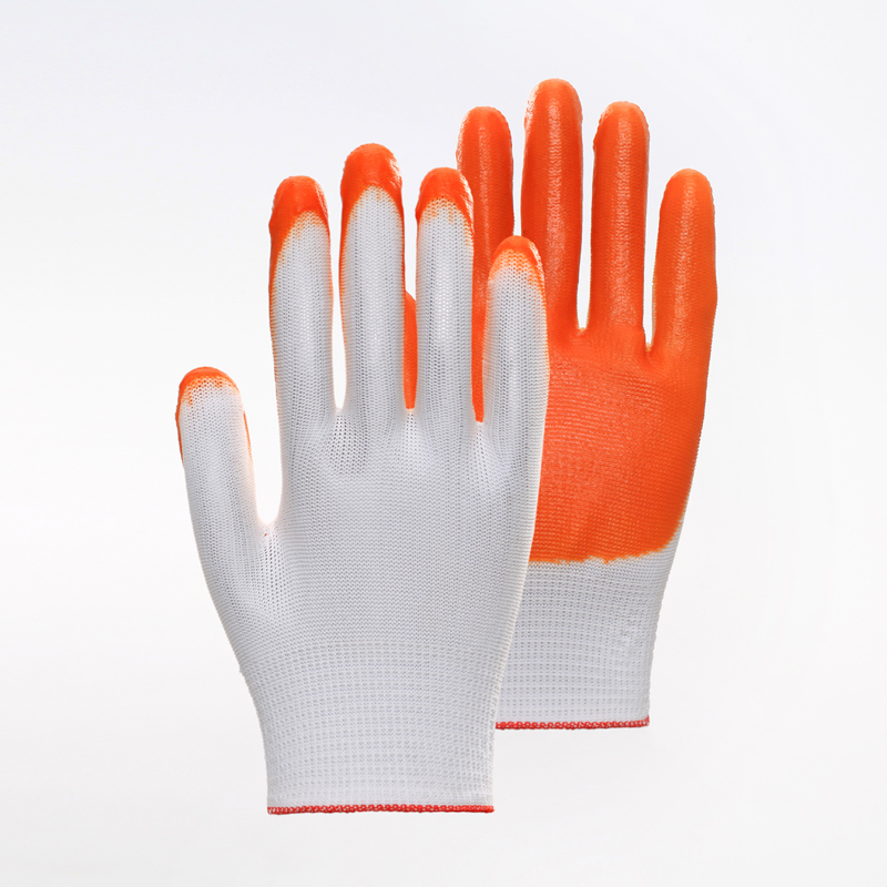Nitrile EU Standard Work Gloves