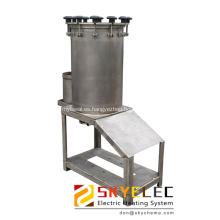Sistemas de bombas y sistemas de filtración Industrias de bombas de filtro