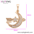 33701-Xuping мода кулон с 18k позолоченный