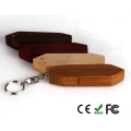 Wood Swivel Pen Drive Personalizado Memory Stick USB