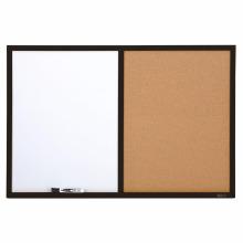 trocken abwischbares Kork-Bulletinboard Whiteboard Korktafel