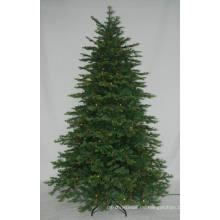 Realist Künstlicher Weihnachtsbaum mit String Licht Multi Farbe LED Dekoration (AT1076)