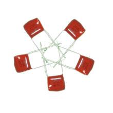 Condensador de película de poliéster metalizado en miniatura Topmay