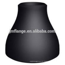 ASTM Schwarzes Öl beschichtet Nahtloses Reduzierstück