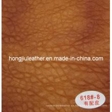 Exportación a Europa de cuero Sipi grueso para sofá