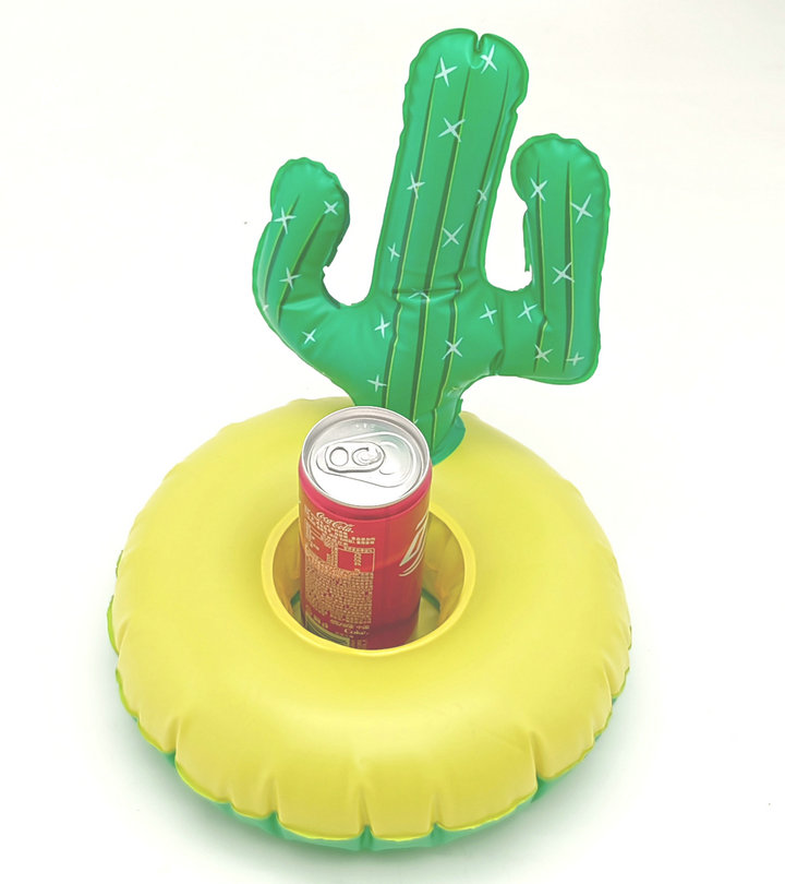 Summer Inflatable Drink Cup Holder