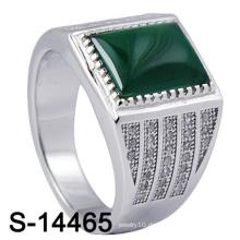 Neue Design Modeschmuck 925 Sterling Silber Ring für Mann