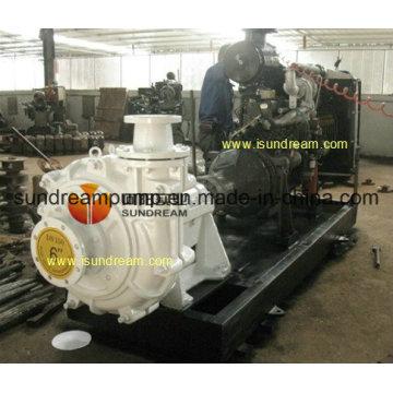Hochdruck-Schlammpumpe für Mine Anwendung