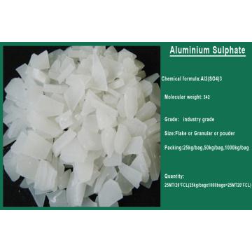 17% Water Treatment Chemical None-Ferric Aluminium Sulphate