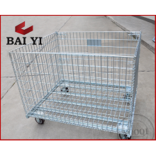 Stainless Steel Welded Wire Mesh Storage Cage