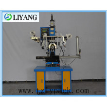 Flat and Round Double Use Heat Transfer Machine