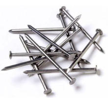 Prego de arame comum de ferro galvanizado