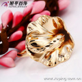 12866 China Wholesale Xuping Fashion Elegant 18K gold Pearl Woman Ring