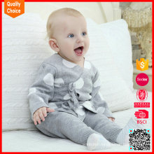 Hot selling knitted fashion baby cloth book
