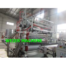 high output of PVC UPVC marble sheet production machinery