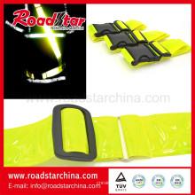 Cinturón de seguridad reflectante de alta visibilidad