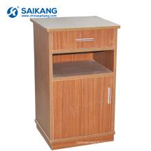 SKS011-2 Cabinets de chevet en bois d'hôpital le plus nouveau moderne
