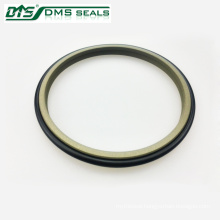 Bronze PTFE Dust Excluding Seal Ring Dust Excluder