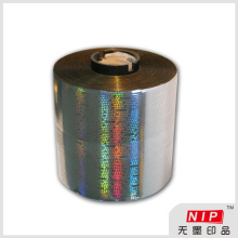 Easy Open Holographic Self-Adhesive Tear Tape for Box Packaging
