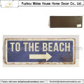 Factory Direct Supply Europe Decorative Metal Plaque