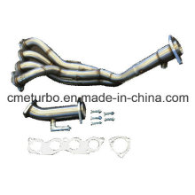 Manifold for Acura Rsx Tri-Y Race Header DC5 K20A2 Types Also Fit Ep3 and Base Model Rsx
