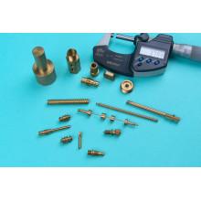 Custom Processing High Quality Precision Brass Parts