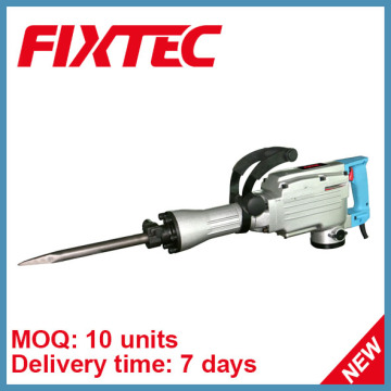 Herramienta eléctrica Fixtec 1500W 45j Rompedor de martillos eléctricos de demolición