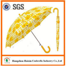 Professional Auto Open Cute Printing customized led umbrella