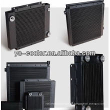 Engenheiro mecânico resfriador de óleo permutador de calor / radiador de óleo hidráulico