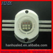 high lumen epistar/bridgelux 1w/3w high power led diode,rgb high power led diode 5w,10w,20w,30w,50w,100w for street light