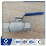Cheap Wholesale granular medium ball valve with handle