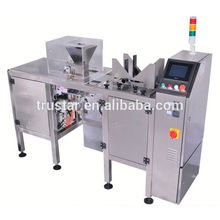 stand up pouch liquid packing machine