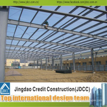 Best Seller and High Quality Steel Structural Factory Building Jdcc1032