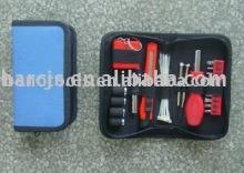 manufacturer high 600d material crv 30pcs repairing handle tool bag