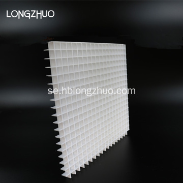 Plastluftkonditionering Eggcrate Return Air Grille